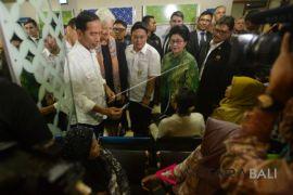 Jokowi Ajak Christine Lagarde Blusukan