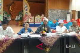 'Parum Bendesa' se-Denpasar inginkan pembinaan joged berkelanjutan