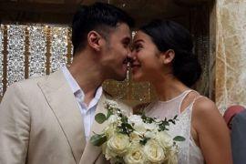 Chicco Jerikho dan Putri Marino menikah di Bali