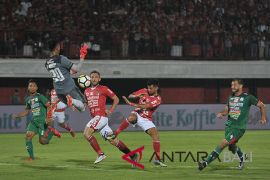 Bali United beats PSMS Medan 1-0 in liga 1 competition