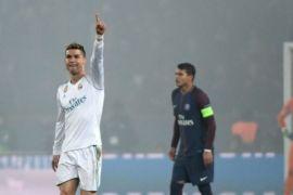Real Madrid kalahkan PSG 2-1