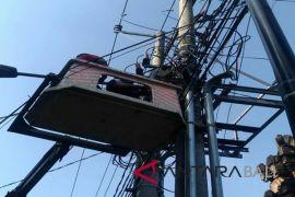 Nyepi, Dishub Denpasar padamkan 17.600 lampu