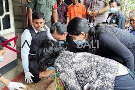 Polsek Kintamani temukan kakek jatuh ke jurang