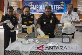 BC Bali tangani 54 kasus peredaran narkoba