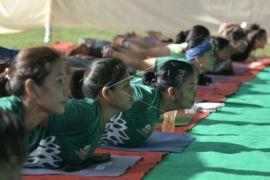 Festival Yoga Internasional di Bali