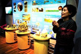 Museum Geopark Batur sepi karena gratis