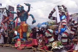 Umat Hindu di Lampung berterima kasih digelarnya Festival Ogoh-Ogoh