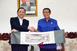 Dujiangyan Tiongkok jajaki kerja sama dengan Bali