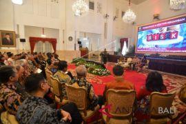 Presiden Jokowi kumpulkan para pemimpin bank di Istana