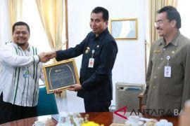 BPJS Ketenagakerjaan beri penghargaan Pemkab Klungkung