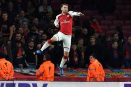 Arsenal gasak CSKA Moskow 4-1