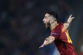 AS Roma singkirkan Barcelona 3-0