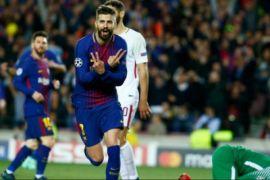Barcelona menang 4-1 atas AS Roma