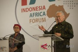 Nilai perdagangan indonesia - Afrika tambah 500 juta dolar