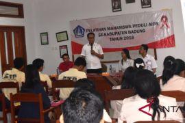 KPA Badung dukung kelompok mahasiswa peduli AIDS