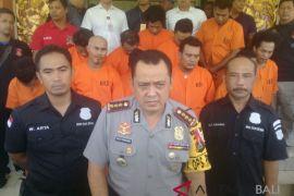 Kapolresta Denpasar: tembak pencuri motor (video)