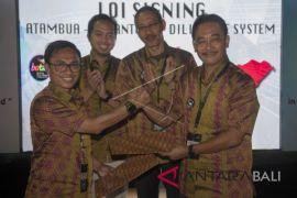 Kesepakatan Pembangunan Kabel Indonesia-Timor Leste