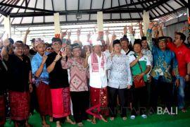 Cagub Koster: Bali butuh partisipasi masyarakat