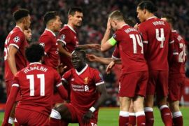 Liverpool bungkam Manchester City 3-0