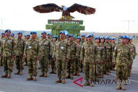 Panglima TNI: Kontingen Garuda jaga kepercayaan bangsa
