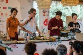 12 ribu pengunjung hadiri Ubud Food Festival