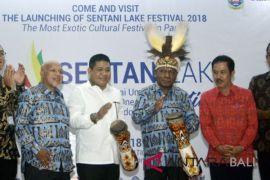 Jayapura promosikan festival Danau Sentani di Bali (video)