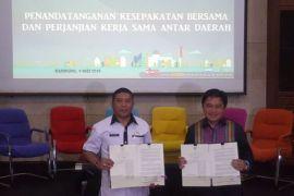 Pemkab Buleleng dan Pemkot Bandung lanjutkan kerja sama