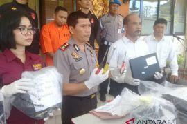 Polresta Denpasar tangkap residivis pembobol uang toko
