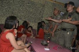 Satpol PP Denpasar sidak kawasan prostitusi