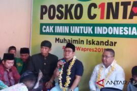 Cak Imin yakin dampingi Jokowi pada pilpres