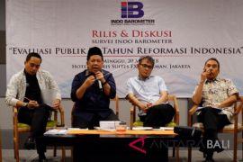 Pasca-reformasi, survei tunjukkan Indonesia semakin baik