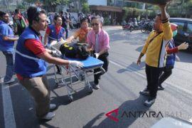 Polisi: sembilan tewas, 40 terluka dalam serangan bom Surabaya