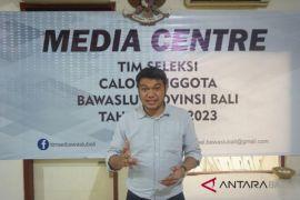 Timsel Bawaslu Bali umumkan hasil 10 besar