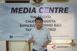 Seleksi calon anggota Bawaslu Bali sepi peminat