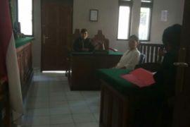 Karyawan spa menyalahgunakan sabu dituntut 30 bulan