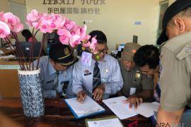 Tim gabungan Bali sidak BPW tak miliki izin