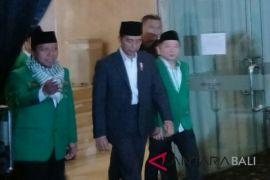 Presiden Jokowi hadiri penutupan lokakarya anggota DPRD PPP