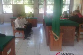 Empat pembunuh Polisi Denpasar Timur dituntut berbeda