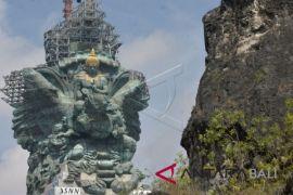 Presiden Jokowi resmikan Patung GWK (video)