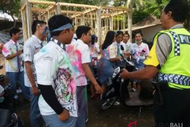 Polres Buleleng tertibkan konvoi kelulusan siswa