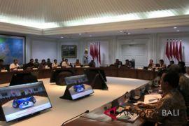 Jelang Asian Games, Presiden Jokowi ingin keamanan terkendali