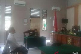 Hakim Denpasar vonis penjual narkoba sepuluh tahun