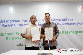 BPJS Ketenagakerjaan Lindungi Atlet Indonesia