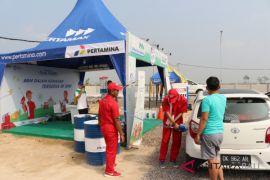 Layani arus balik Jawa-Bali, Pertamina siapkan kios pertamax
