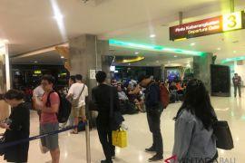 Terdampak abu Gunung Agung, Bandara Ngurah Rai tutup sementara (video)