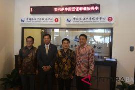 Konjen China buka layanan visa di Bali