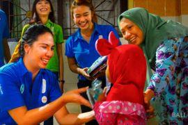 Hotel POP buka puasa di Yayasan Yappa Bali
