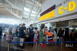 Bandara Ngurah Rai layani 1,95 juta penumpang sebulan
