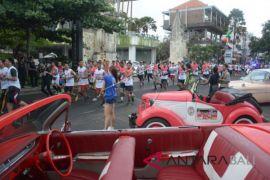 Kapolda Bali lepas 6.000 pelari