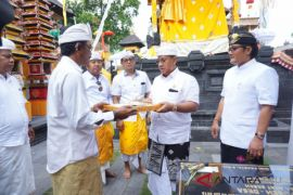 Pemkab Badung bantu dana ritual